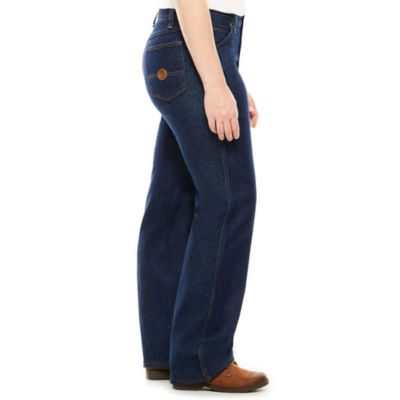 Red Kap® Womens Straight-Leg Jeans - Petite