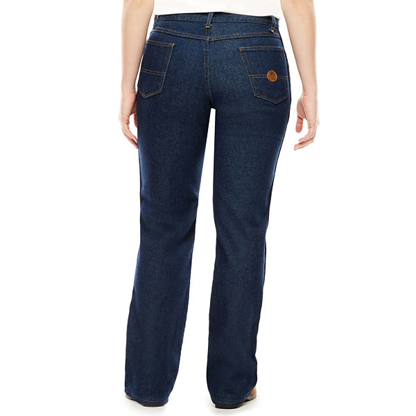 Red Kap® Womens Straight-Leg Jeans - Tall
