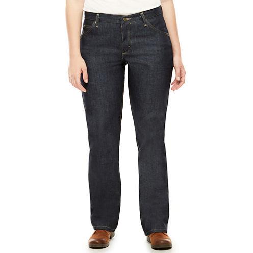 Bulwark® Womens Fire-Resistant Curvy-Fit Jeans