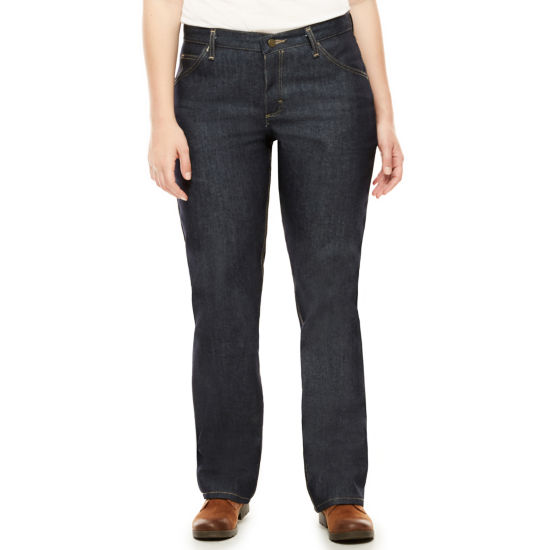 Bulwark® Womens Fire-Resistant Curvy-Fit Jeans