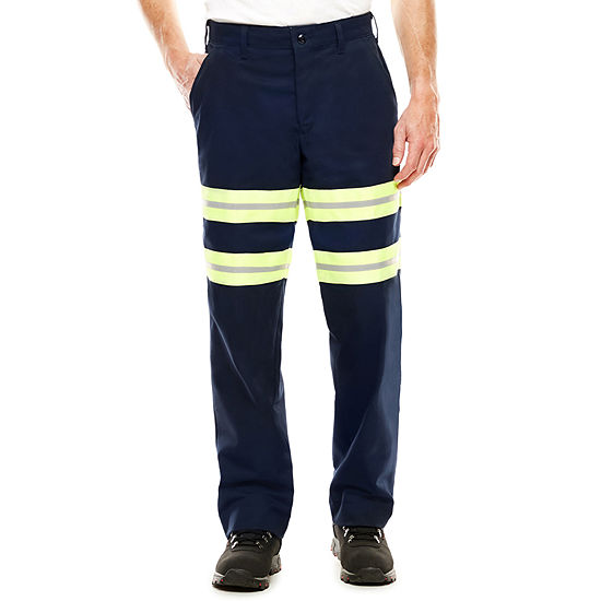 Red Kap Enhanced Visibility Industrial Pants