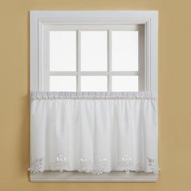 jcpenney.com   Battenburg Rod-Pocket Kitchen Curtains
