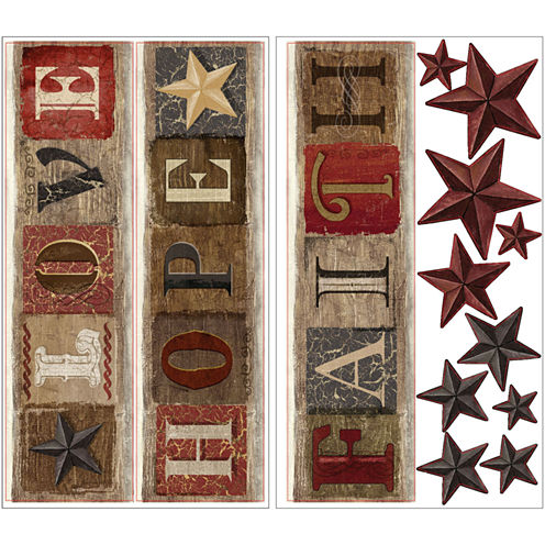 WallPops Country Wall Decals