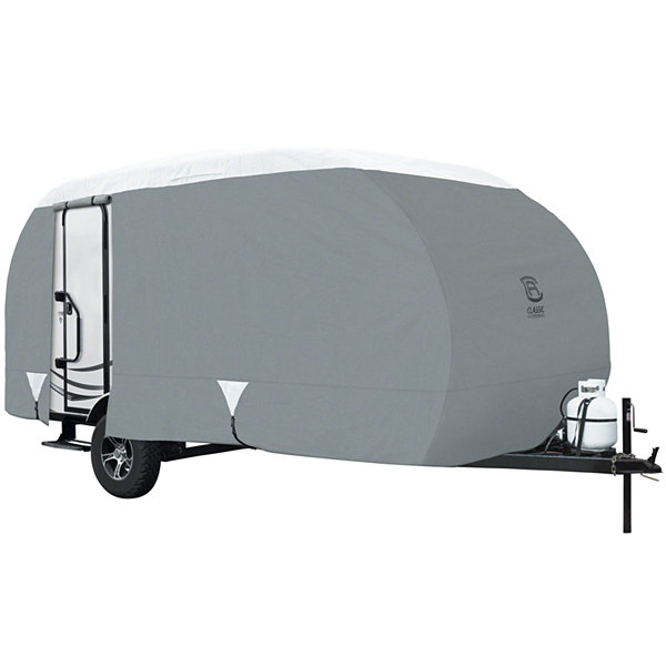 Classic Accessories 80-197-171001-00 PolyPro III R-Pod Travel Trailer Cover, Model 4