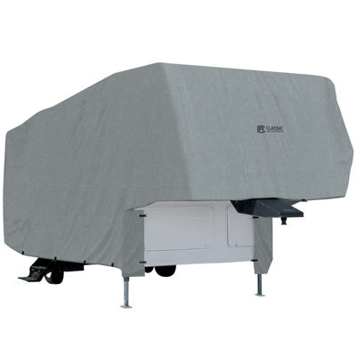 Classic Accessories 80-149-141001-00 PolyPro I 5th Wheel Cover, Model 1