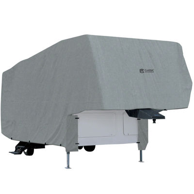 Classic Accessories 80-150-151001-00 PolyPro I 5th Wheel Cover, Model 2