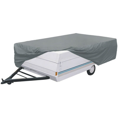 Classic Accessories 74203 PolyPro I Folding Camping Trailer Cover, Model 1
