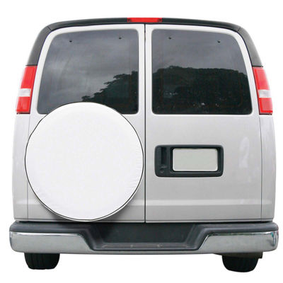 Classic Accessories 80-218-042301-00 Universal Fit Spare Tire Cover, Large