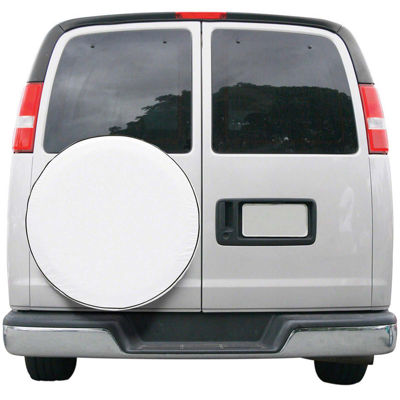 Classic Accessories 75110 Custom Fit Spare Tire Cover, Model 2