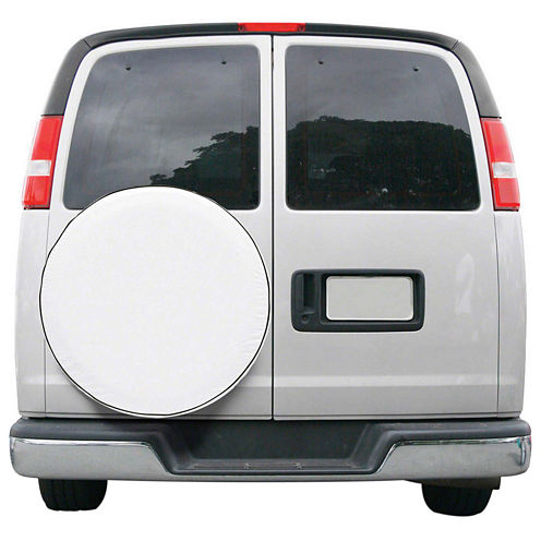 Classic Accessories 75120 Custom Fit Spare Tire Cover, Model 3