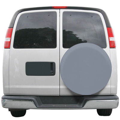 Classic Accessories 80-094-201001-00 Custom Fit Spare Tire Cover, Model 7