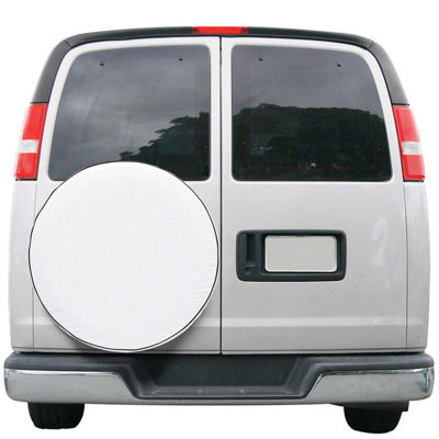 Classic Accessories 75160 Custom Fit Spare Tire Cover, Model 7