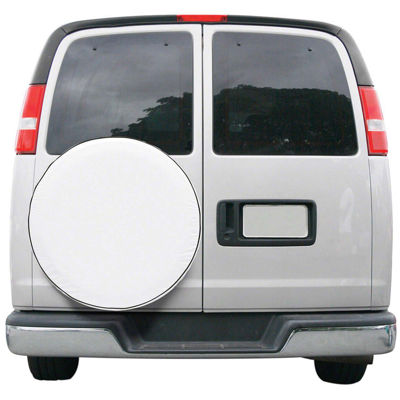 Classic Accessories 75170 Custom Fit Spare Tire Cover, Model 8