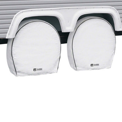 Classic Accessories 80-224-182302-00 RV Deluxe Wheel Cover, Model 5