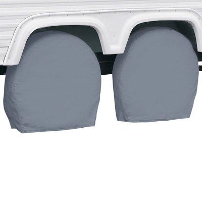Classic Accessories 80-098-301001-00 RV Wheel Covers, Model 0