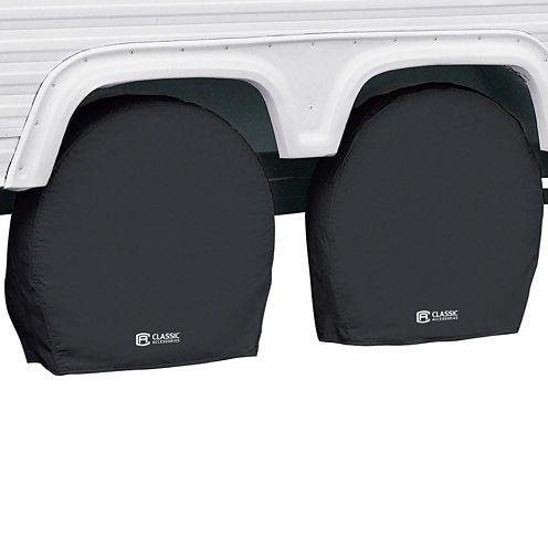Classic Accessories 80-236-140402-00 RV Wheel Covers, Model 1