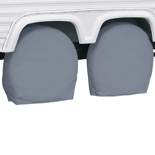 Classic Accessories 80-082-141001-00 RV Wheel Covers, Model 1