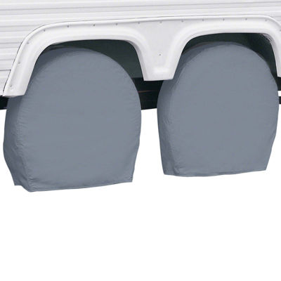 Classic Accessories 80-083-151001-00 RV Wheel Covers, Model 2