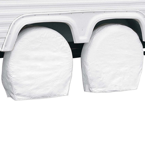 Classic Accessories 76240 RV Wheel Covers, Model 2