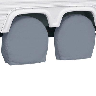 Classic Accessories 80-084-161001-00 RV Wheel Covers, Model 3