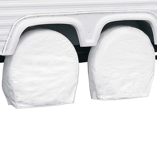 Classic Accessories 76250 RV Wheel Covers, Model 3