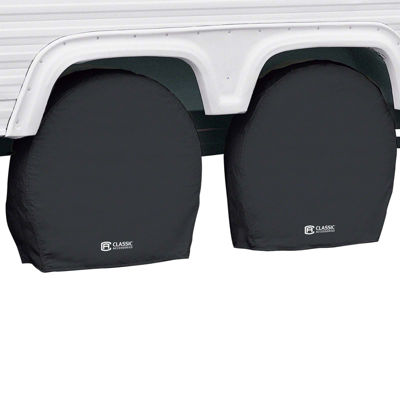 Classic Accessories 80-240-180402-00 RV Wheel Covers, Model 5