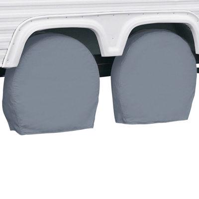 Classic Accessories 80-086-181001-00 RV Wheel Covers, Model 5