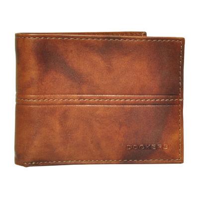 Dockers® Leather Front-Pocket Billfold