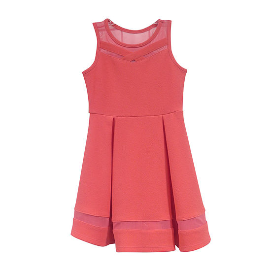Lilt Sleeveless Skater Dress - Preschool / Big Kid Girls