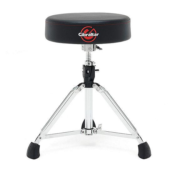 Gibraltar Round Vinyl Drum Throne
