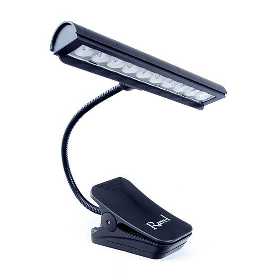 Ravel Orchestral Music Stand Light - 10 LED