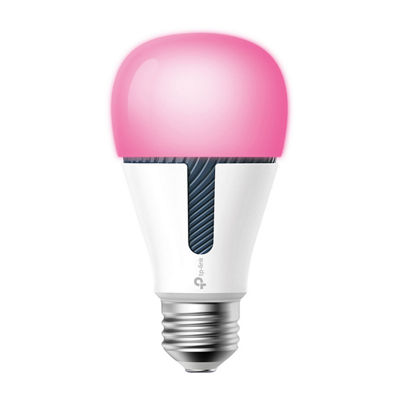 TP-Link Kasa Smart Wi-Fi LED Light Bulb with Color-Changing Hue