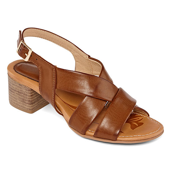 Cl By Laundry Womens Mallori Heeled Sandals