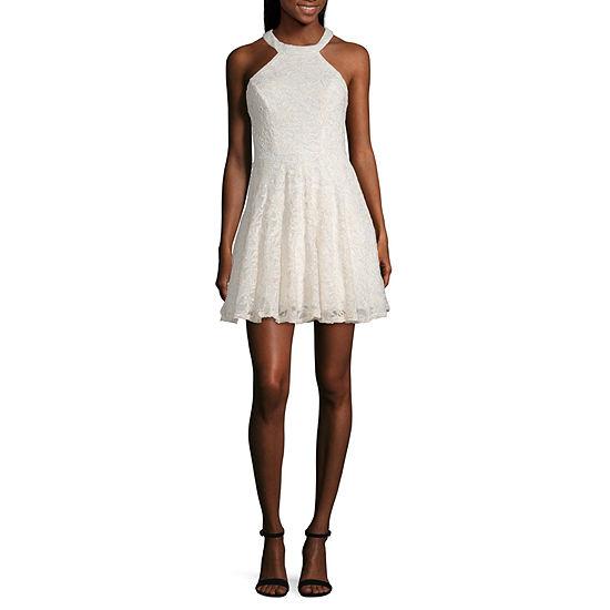 c448facd064 B. Darlin Sleeveless Party Dress-Juniors - JCPenney
