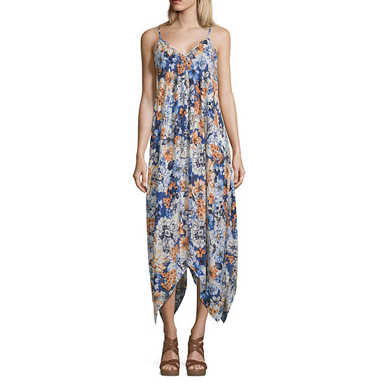 Weslee Rose Sleeveless Maxi Dress