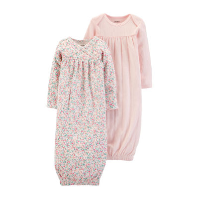 Carter's Girls Nightgown Long Sleeve Round Neck