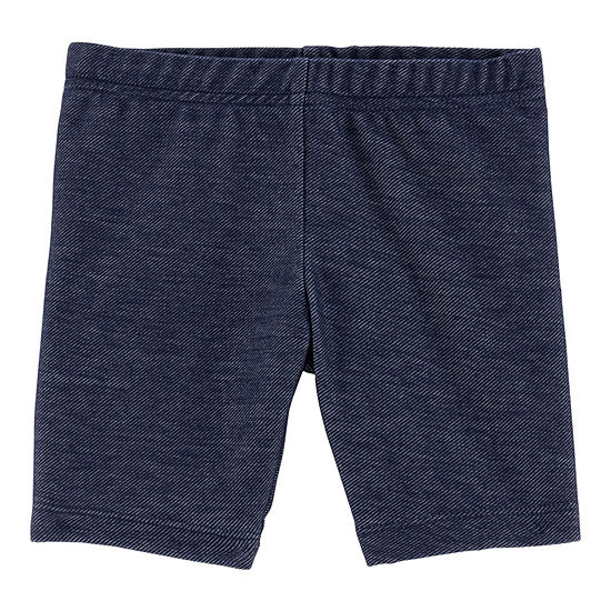 Carter's Girls Bike Short - Baby