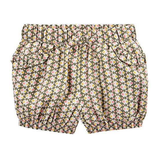 Carter's Girls Bubble Short - Baby
