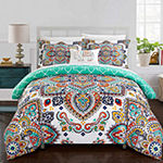 Chic Home Karen Duvet Cover Set