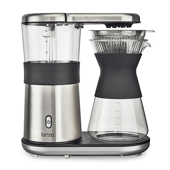 Brim 8-Cup Electric Pour Over Coffee Maker