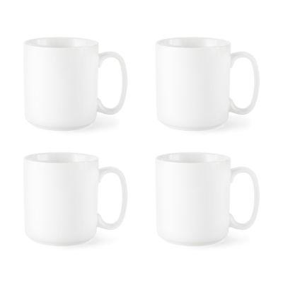 Home Expressions 4-pc. Coffee Mug