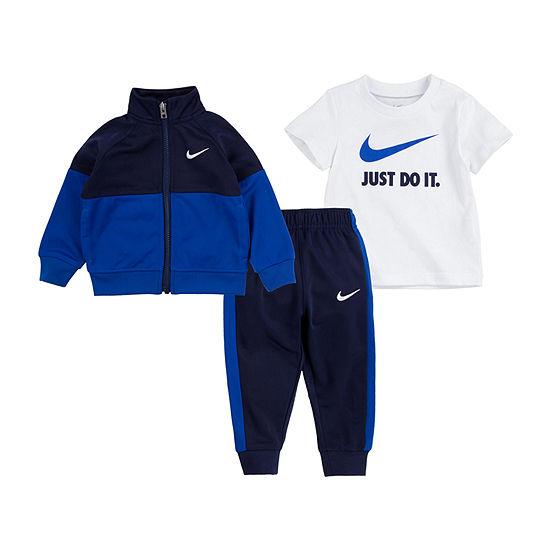Nike Baby Boys 3-pc. Pant Set
