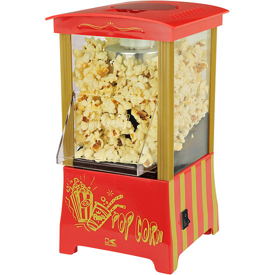 Kalorik Cart-Style Popcorn Maker