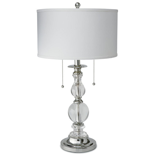Royal velvet optic crystal table lamp jcpenney royal velvet optic crystal table lamp mozeypictures Images