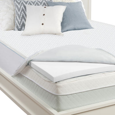 "Sealy® 2"" Memory Foam Mattress Topper"