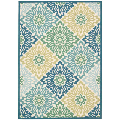 Waverly® Sweet Things Indoor/Outdoor Rectangular Rug