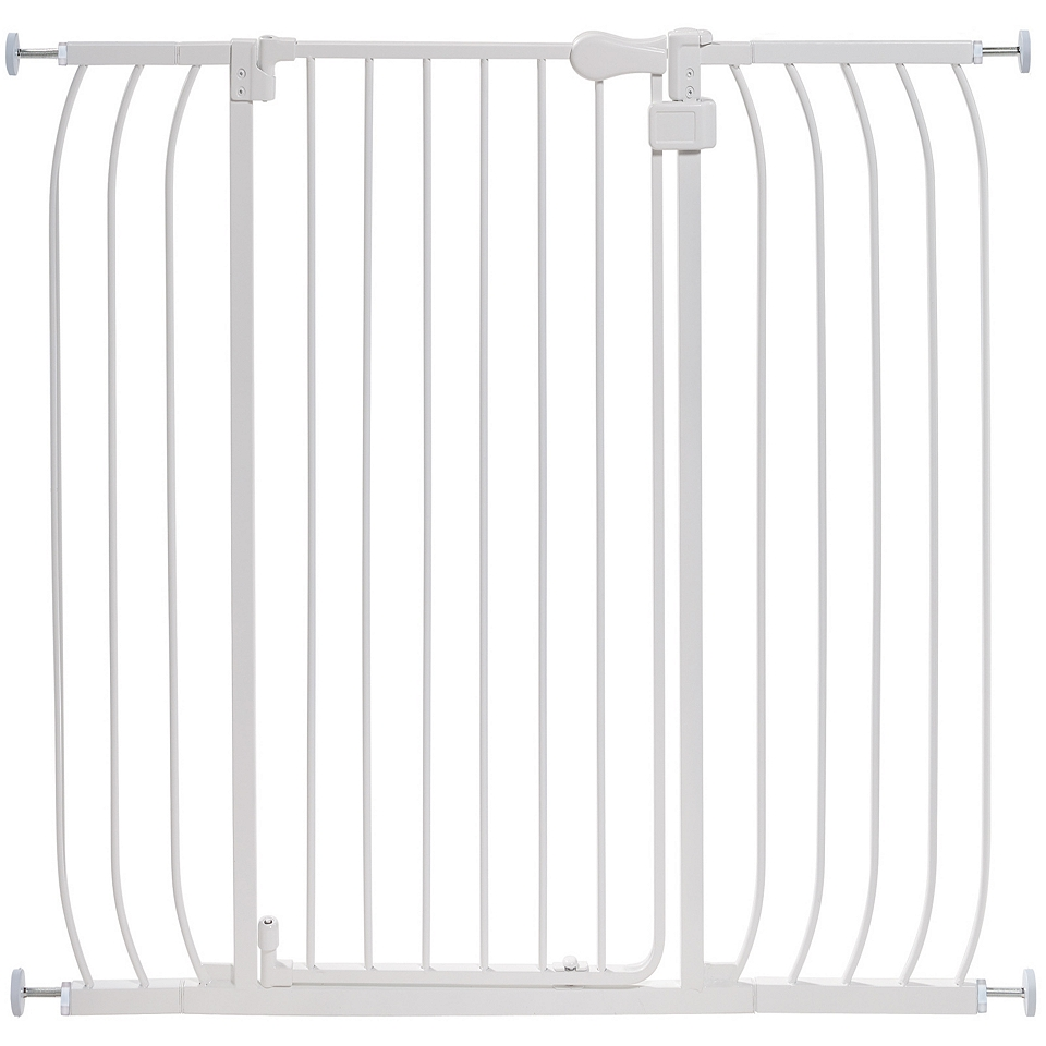 Summer Infant Sure & Secure White Extra Tall Gate