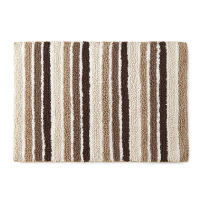 Mohawk Home® Cotton Reversible Striped Bath Rug Collection