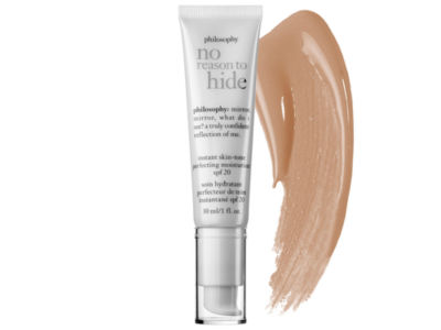 philosophy No Reason To Hide Instant Skin-Tone Perfecting Moisturizer SPF 20