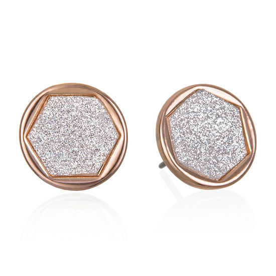 Mixit 11.6mm Stud Earrings